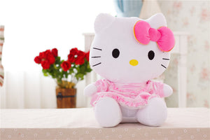 1 piece 50 cm High Quality Pink Blue Rose-red Hello Kitty