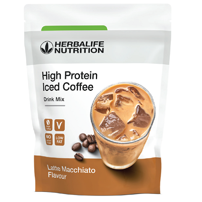 High Protein Iced Coffee - Herbalife South Africa - Shop Wellness