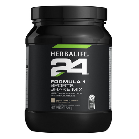 New Generation Formula 1 Sport (524g) - Vanilla Cream