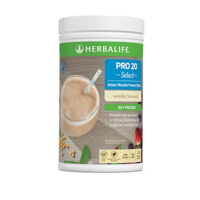 PRO 20 Select - Vanilla (630g) - Herbalife South Africa - Shop Wellness
