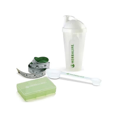 Starter Kit (Shaker + Scoop + Tablet Box + Tape Measure) - Herbalife South Africa - Shop Wellness