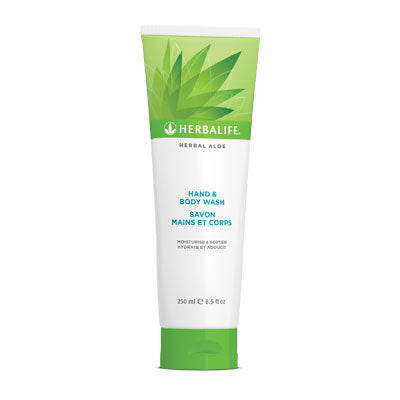 Herbal Aloe Hand and Body Wash - Herbalife South Africa - Shop Wellness