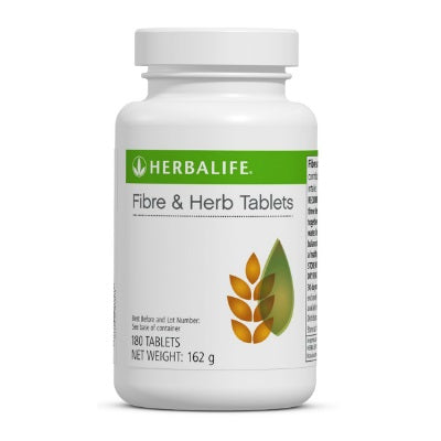 Fibre and Herbs (90 Tablets) - Herbalife South Africa - Shop Wellness