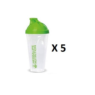 Herbalife Nutrition Shakers (Pack of 5) - Herbalife South Africa - Shop Wellness
