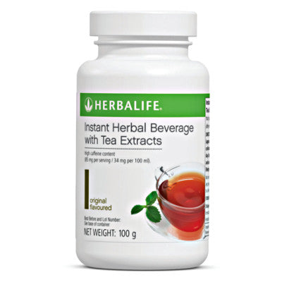 Instant Herbal Beverage - Original (100g) - Herbalife South Africa - Shop Wellness