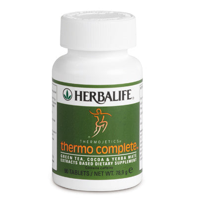 Thermo Complete (60 Tablets) - Herbalife South Africa - Shop Wellness