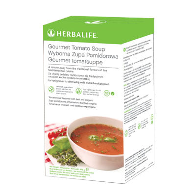 Gourmet Tomato Soup (21 Servings) - Herbalife South Africa - Shop Wellness