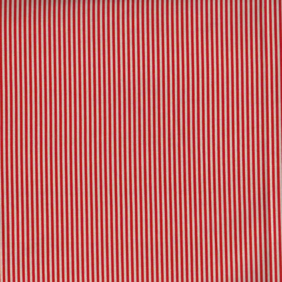 YUWA Basic Stripe-Red
