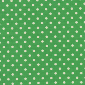 YUWA Basic Polly Dot-Green