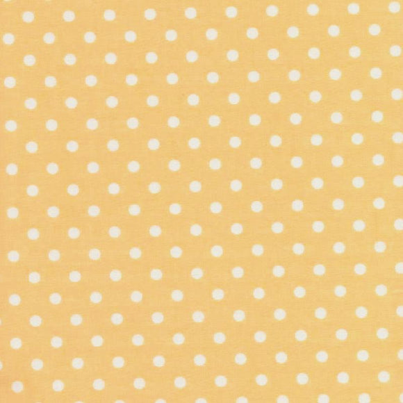 YUWA Basic Polly Dot-Yellow
