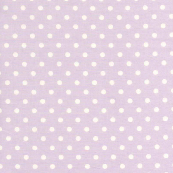 YUWA Basic Polly Dots-Lilac