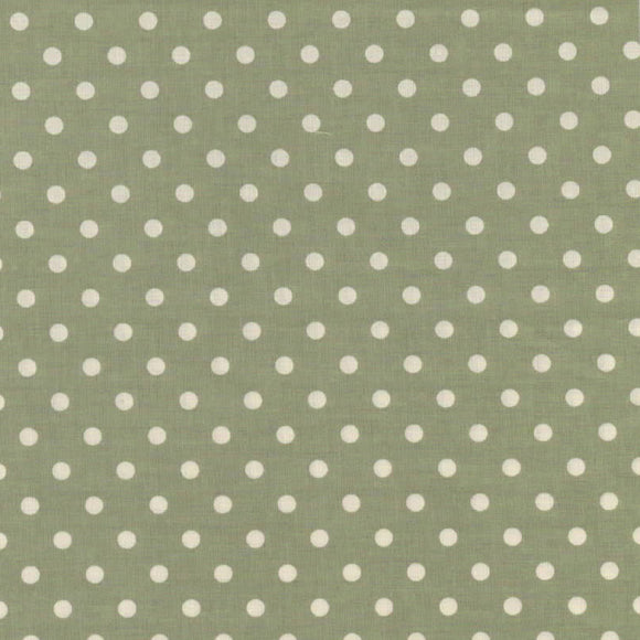 YUWA Basic Polly Dot- Olive