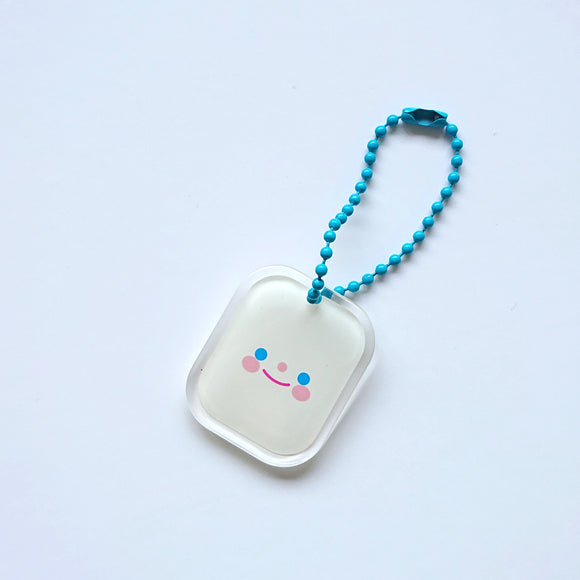 Bag charm - Smiling Face