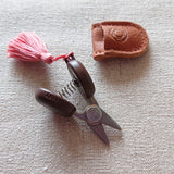Cohana Mini Scissors- with pink tassel
