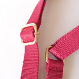 Cross-Body Bag Strap-Red