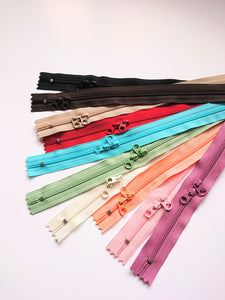 YKK Candy Color Zipper -- Bundle(50cm/20in)