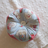 SEWING KIT --  Little Twinkle Pincushion (Hello Kitty -Blue)