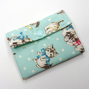 Little Thing Wallet Sewing Kit - (Blue)