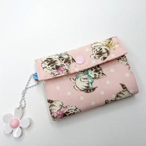 Little Thing Wallet Sewing Kit - (Pink)