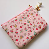 Little Miss Zip Pouch - Pink