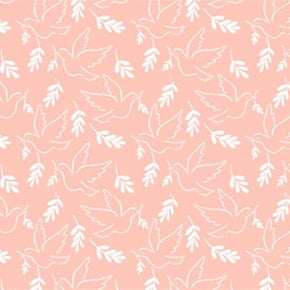 Pigeon of Peace (light pink)