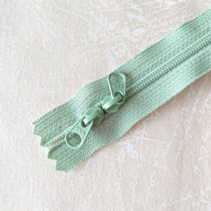 YKK Candy Color Zipper -- Green(50cm/20in)