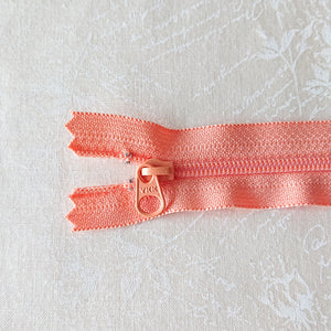 YKK Candy Color Zipper --Orange(30cm/12in)