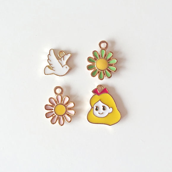 Zipper Charm - Sweet Girls Bundle