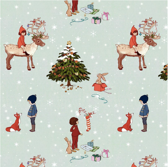 !!! PRE ORDER !!! Winter Wonderland -- Belle & Boo (Extra wide)