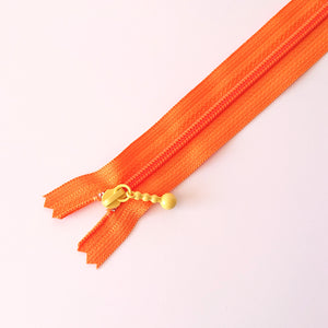 "YKK COMBMIX - ORANGE + YELLOW (8""/20cm)"
