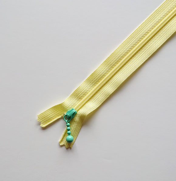 YKK COMBMIX Pastel - egg yellow/green (8