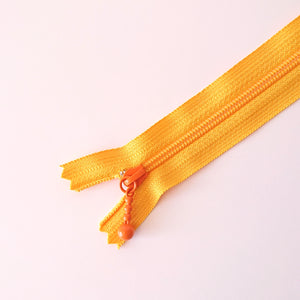 "YKK COMBMIX - YELLOW + ORANGE (8""/20cm)"