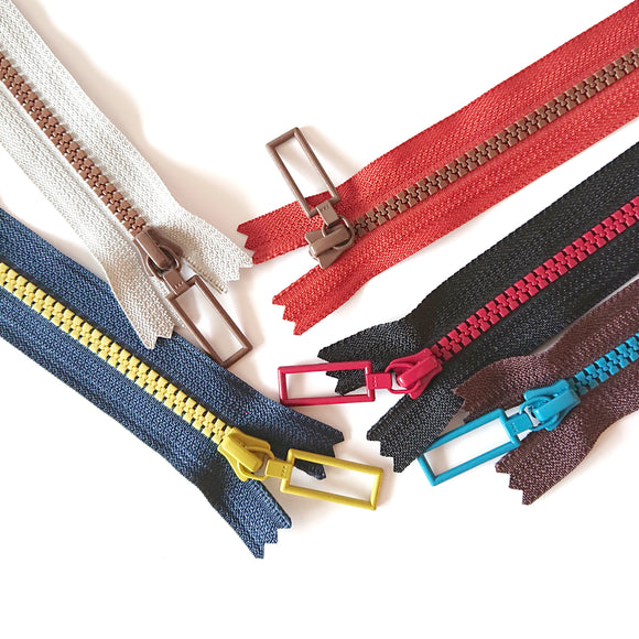 YKK Combo Zipper Bundle -- YOKO's Choice (30cm)