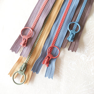 YKK Combo Zipper -Bundle 2 (30cm/12in)