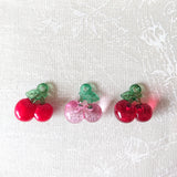 Zipper Charm - Cherry Bundle