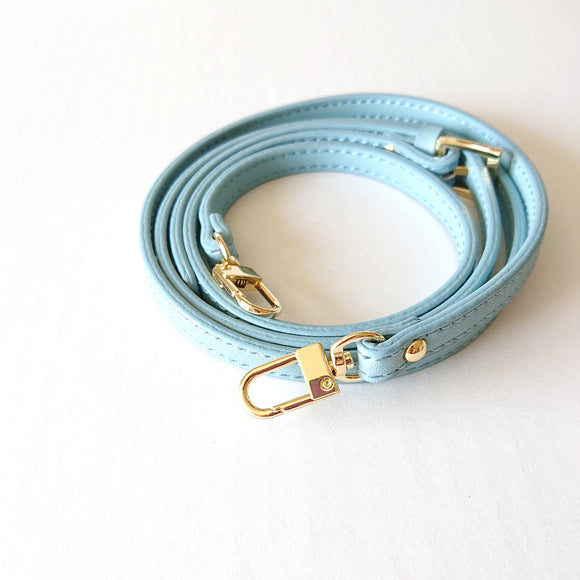Adjustable Bag Shoulder Strap - Blue