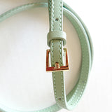 Adjustable Bag Shoulder Strap - Turquoise
