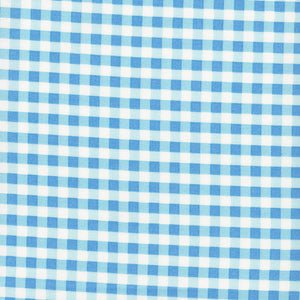 YUWA Basic Gingham - Blue