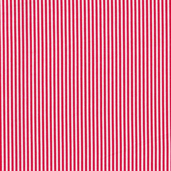 YUWA Basic Stripe - Bright Red