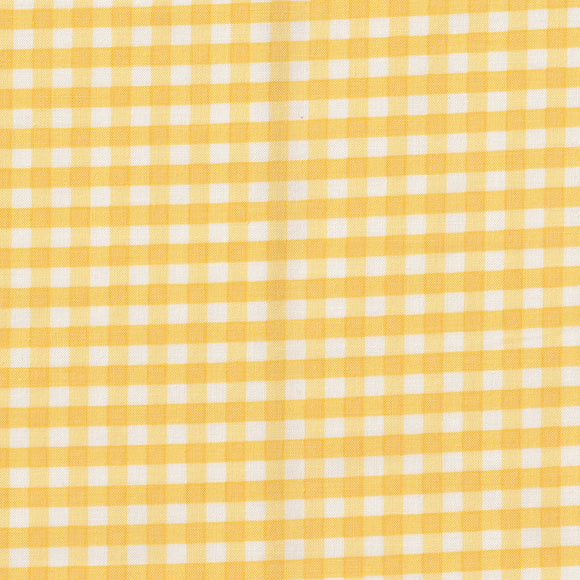 YUWA Basic Gingham - Yellow