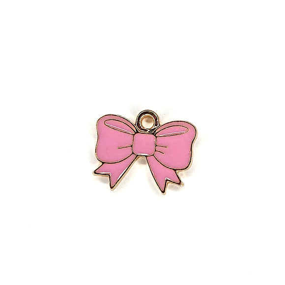 Zipper Charm - Lovely Bow