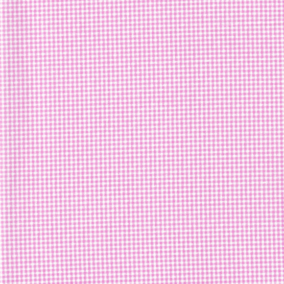 Mini Gingham/Check-pink