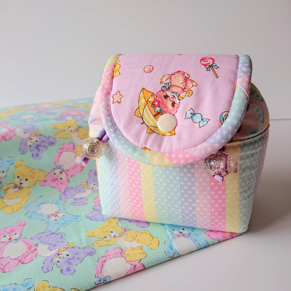 My Treasure Bag Sewing Kits - Lilac