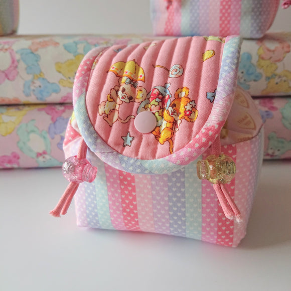 My Treasure Bag Sewing Kits - Pink