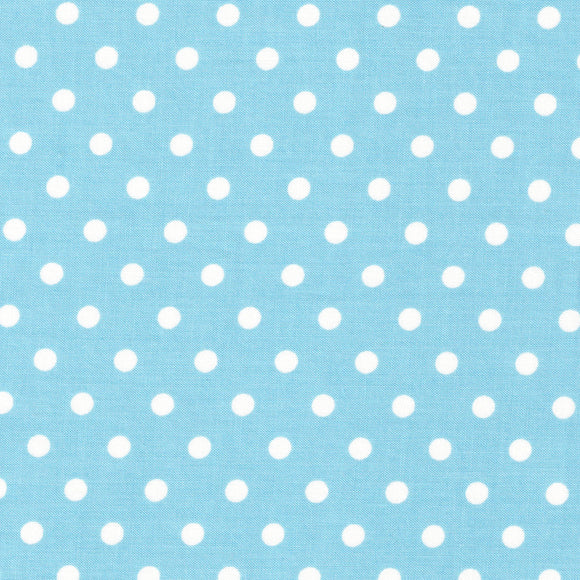 YUWA Basic Polly Dot- Blue