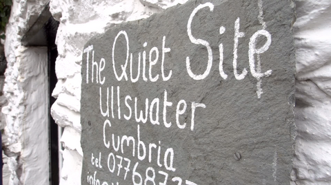 Meet Dan, owner of the Quiet Site, Watermillock