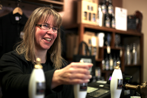 Where to spend your LD£: Meet Sue, owner of Keswick Brewing Company