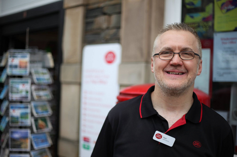 Where to get your LD£: Meet Nigel from Windermere Post Office