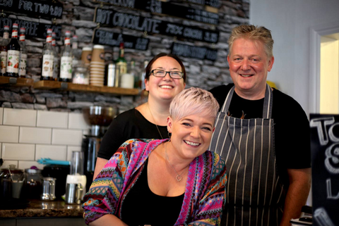 Where to spend your LD£: Meet Amanda from Sugar and Spice Cafe Bistro!