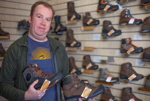 Where to spend LD£: Meet Alex, from the Keswick Boot Company